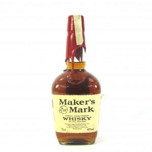 Maker's Mark Kentucky Straight Bourbon 1990s