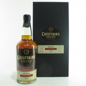 Brora 1981 Chieftain's 24 Year Old