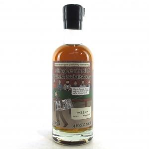 Irish Single Malt #2 14 Year Old That Boutique-y Whisky Company Batch #1