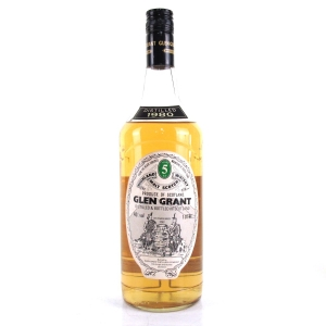 Glen Grant 1980 5 Year Old 1 Litre