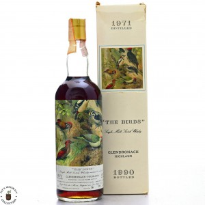 Glendronach 1971 Moon Import / The Birds II