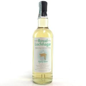 Royal Lochnagar 2002 Whisky Broker 9 Year Old