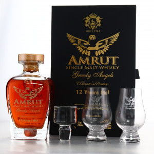 Amrut Greedy Angels 12 Year Old Chairman's Reserve