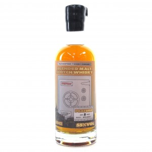 Peatside That Boutique-y Whisky Company 5 Year Old Batch #1