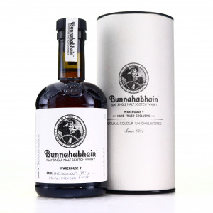 Bunnahabhain 13 Year Old Hand Filled 20cl / Moine Oloroso Finish