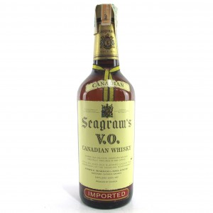Seagram's VO 1967 Canadian Whisky