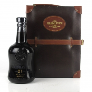 Glenlivet 21 Year Old Limited Edition 75cl / US Import