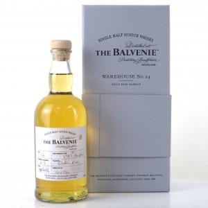 Balvenie 14 Year Old First Fill Bourbon 20cl / Warehouse 24 Sample
