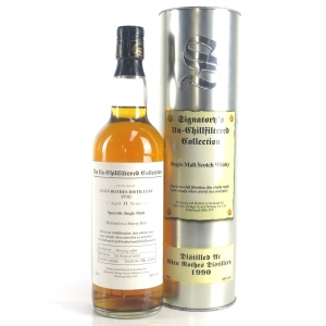 Glenrothes 1990 Signatory Vintage 11 Year Old
