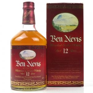 Dew of Ben Nevis 12 Year Old Blend