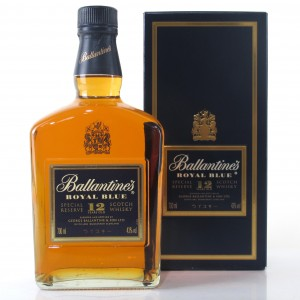 Ballantine's Royal Blue 12 Year Old