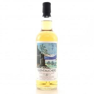 Glentauchers 20 Year Old Chorlton Whisky