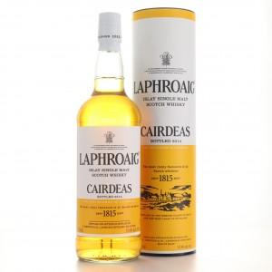 Laphroaig Cairdeas Amontillado 75cl / US Import