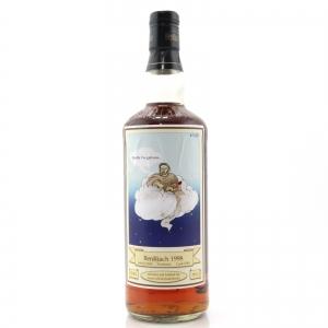 Benriach 1998 Whiskykanzler Port Finish