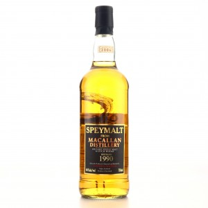Macallan 1990 Gordon and MacPhail 16 Year Old Speymalt 75cl / US Import