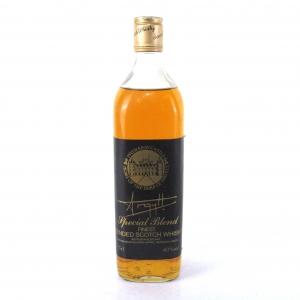 Argyll Finest Blended Scotch 1980s / Beinn Bhuide