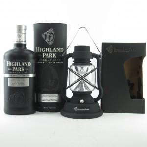 Highland Park Dark Origins / Including Lamp