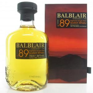 Balblair 1989 3rd Release