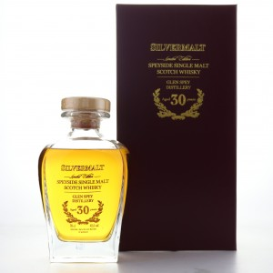 Glen Spey 30 Year Old Silvermalt Decanter