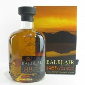 Balblair 1988 Single Cask #2248