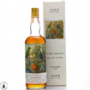 Bowmore 1980 Moon Import / The Birds II