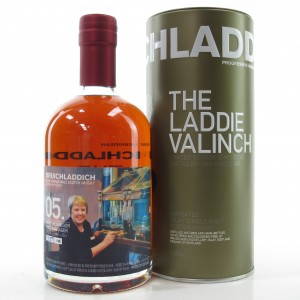 Bruichladdich 1990 Mary McGregor Valinch 24 Year Old / French Oak Finish
