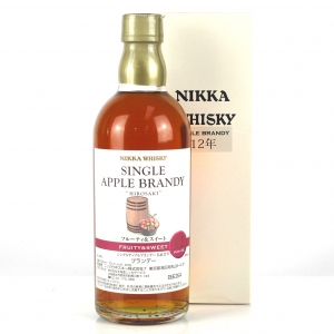 Nikka Hirosaki 12 Year Old Apple Brandy 50cl