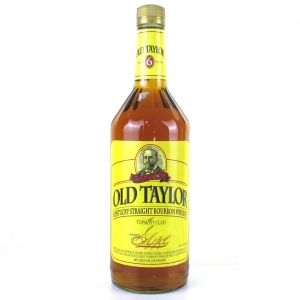 Old Taylor 6 Year Old Kentucky Straight Bourbon 1 Litre