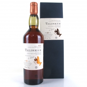 Talisker 1981 20 Year Old