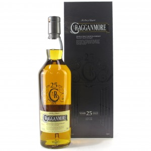 Cragganmore 25 Year Old Cask Strength / 2014 Release