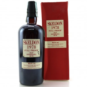 Skeldon SWR 1978 Velier 27 Year Old Rum