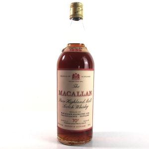 Macallan 1936 Gordon and MacPhail 1970s