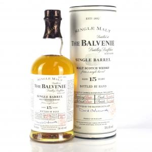 Balvenie 1977 15 Year Old Single Barrel / 17 Year Old