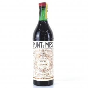 Carpano Punt e Mes Vermouth 1 Litre 1960s