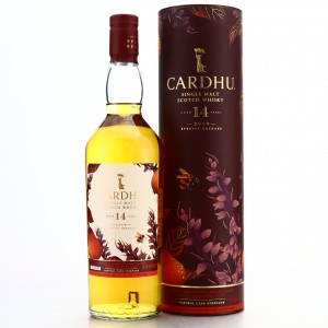 Cardhu 14 Year Old Cask Strength 2019 Release