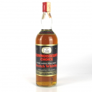 Mortlach 1936 Gordon and MacPhail 35 Year Old / Pinerolo Import