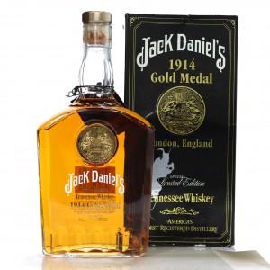 Jack Daniel's '1914' Gold Medal Series 2001