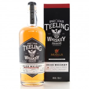 Teeling 12 Year Old / Musella Winery Amarone Cask Finish
