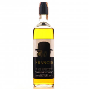 Francis De Luxe Scotch Whisky 1980s