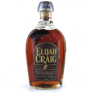 Elijah Craig Barrel Proof Bourbon 2017 Release / Batch #A117
