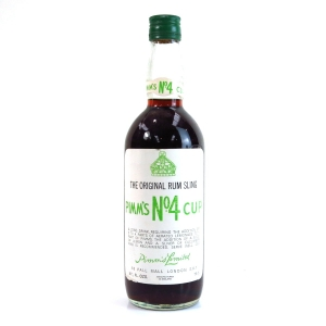 Pimm's No.4 Cup 1960s