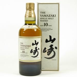 Yamazaki 10 Year Old Front