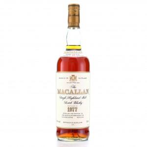 Macallan 1977 18 Year Old