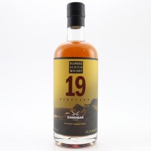 Sansibar 19 Year Old Scotch Whisky / Yellow Label