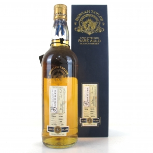 Bowmore 1982 Duncan Taylor 25 Year Old