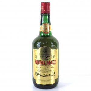 Hedges & Butler Royal Malt 1980s