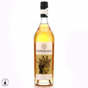 Compass Box Hedonism 2000 / Inaugural Batch