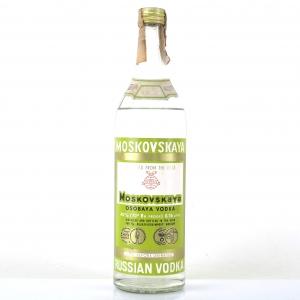Moskovskaya Vodka 1970s
