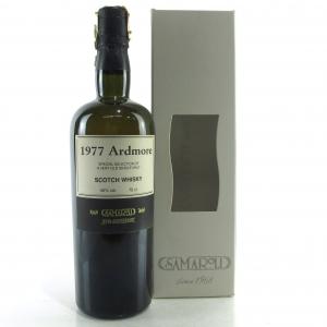 Ardmore 1977 Samaroli / 35th Anniversary