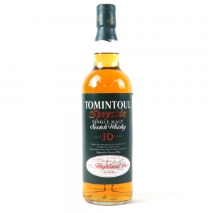 Tomintoul 10 Year Old 1990s